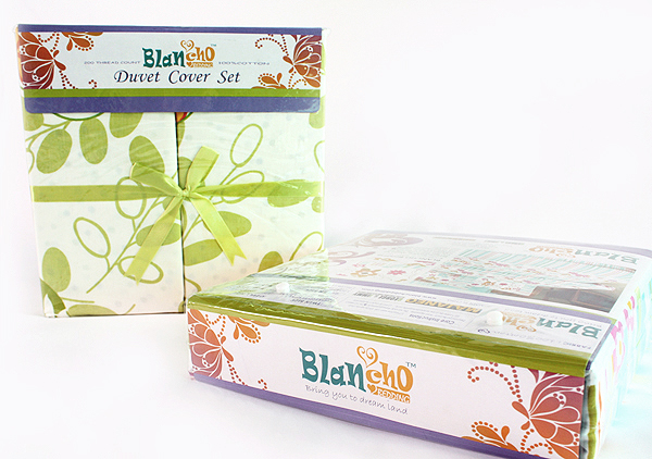 Blancho Luxury 5PC Bed In A Bag Combo 300GSM - Fairyland