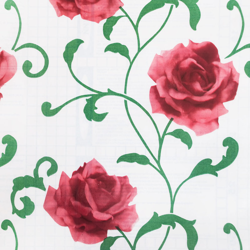 Love of Rose - Self-Adhesive Printed Window Film Home Decor