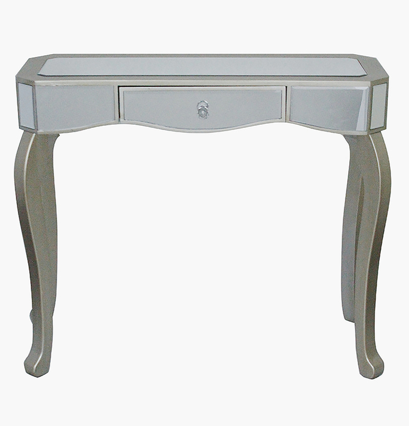 Katrina Foyer Table : Heather ann creations katrina drawer mirrored console