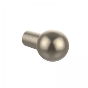 Allied Brass AT-10-ORB 1-1//4 Inch Cabinet Knob Oil Rubbed Bronze