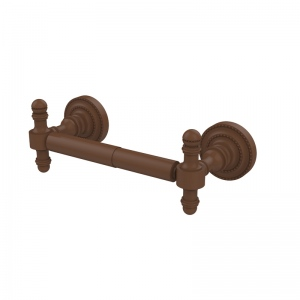 Allied Brass DT-24-2-ABZ Dottingham Collection Double Roll Toilet Tissue Holder Antique Bronze