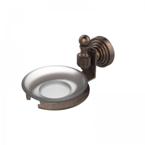 Allied Brass Retro-Wave Collection Wall Mounted Soap Dish (product:RW-32, option:RW-32-VB): Venetian Bronze
