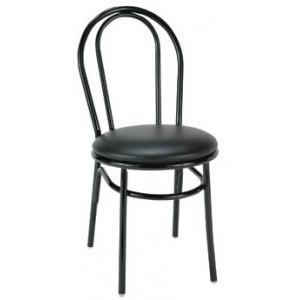"""KFI 3210-WS """"3200"""" Series Cafe Chair with Wood Seat"""