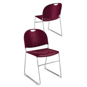 """KFI """"2100"""" Series Stack Chair without Arms"""