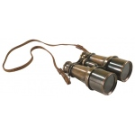 Authentic Models Victorian Binoculars: Bronze