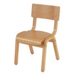 "KFI ""1100"" Series Chair: Painted, 14"" Seat Height"