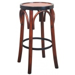 Authentic Models Barstool: Grand Hotel, Honey
