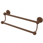 Allied Brass 18 Inch Double Towel Bar (product:7272/18, option:7272/18-ABZ): Antique Bronze