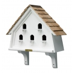 Flat Bird House by Lazy Hill Farm Designs