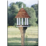 Lazy Hill Bird Feeder by Lazy Hill Farm Designs