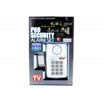 As Seen On Tv Secure Pro Keypad Alarm System