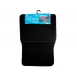 Sterling Universal Black Car Mat Set