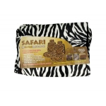Zebra Print Low-Back Seat Covers Set