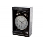 Classic Analog Alarm Clock With Modern Features