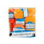 Sterling Microfiber Car Wash & Detailing Kit