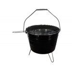Bar B Q Time Barbecue Bucket With Handle