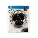Sterling 12 Volt Auto Fan With Suction Cup