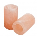 Manhattan Comfort Accentuations By Manhattan Comfort Himalayan Salt Shot Glasses With Plastic Inserts- Set Of 2