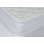 "Ac Pacific Ac Pacific Waterproof Bamboo Terry Crib Mattress 9"" Prct W/pad Liner"