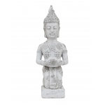 Benzara Adorable Buddha - Candle Holder