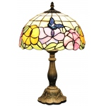 Traditions Ls2659 Butterfly Accent Lamp