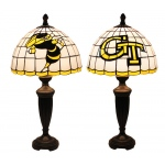 Traditions Gatech500 Georgia Tech Desk Lamp