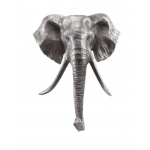 Benzara Adorable Rizzo Elephant Wall Decor