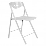 Corner Housewares Radiant Space Saving Folding Chair (set Of 2)