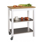 Corner Housewares Ultimate Kitchen Island