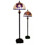 Traditions Aub520 Auburn Floor Lamp