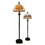Traditions Clem520 Clemson Floor Lamp