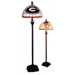 Traditions Ga520 Georgia Floor Lamp