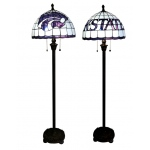 Traditions Ksu520 Kansas State Floor Lamp