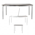 Corner Housewares Easy Slide Dining Table