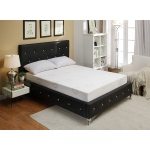 Ac Pacific 10-inch Gel Infused Memory Foam Mattress With Certipur-us Certified Foam, Queen. Available In Various Sizes