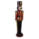 Benzara Adorable Nutcracker Oversized