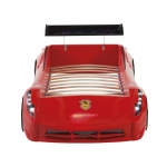 OceanTailer Titi Car Bed Red