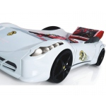 OceanTailer Titi Car Bed White
