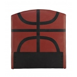 ACME Furniture Acme All Star Twin Headboard Only, Basketball