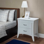 ACME Furniture Acme Babb Nightstand, White