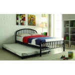 ACME Furniture Acme Cailyn Full Bed, Black