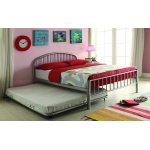 ACME Furniture Acme Cailyn Full Bed, Silver