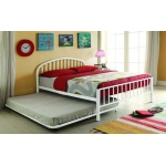 ACME Furniture Acme Cailyn Full Bed, White