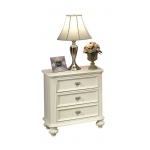ACME Furniture Acme Athena Nightstand, White