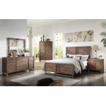 ACME Furniture Acme Andria Chest, Reclaimed Oak