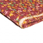 "Taj Hotel Kantha Cotton Throw 50"" X 70"" - 300"