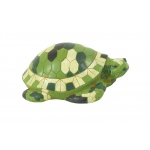 Benzara Adorable And Sturdy Green Turtle Decor