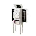 ACME Furniture Acme Tammy Jewelry Armoire, White