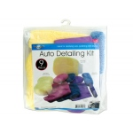 Sterling Microfiber Auto Wash & Detailing Kit