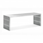 Modmade Cubellis Stainless Steel Bench